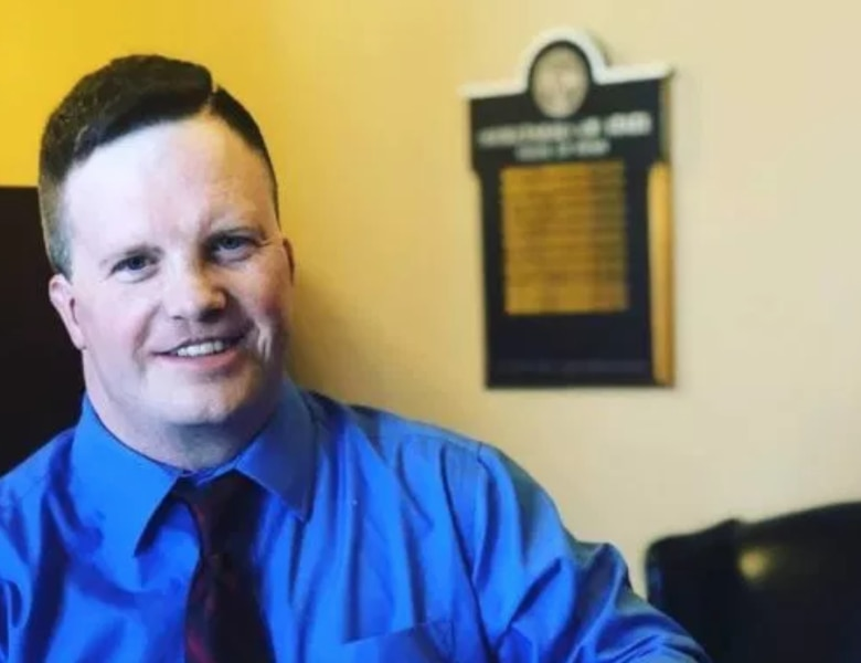 Republican podcaster from Richfield kicks off campaign against Rep. Chris Stewart
