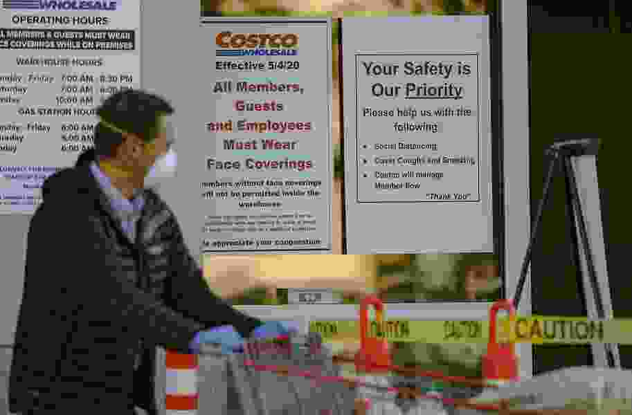 Letter: Hats off to Costco