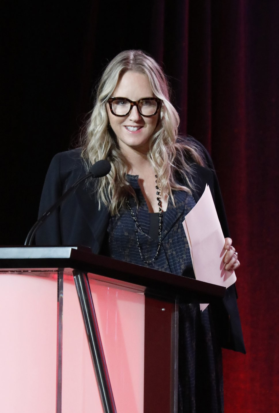 (Photo courtesy of Evans Vestal Ward/NBCUniversal) Jennifer Salke is the president of NBC Entertainment.