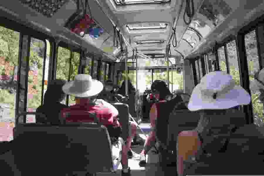 Zion National Park's shuttles are old, but there's no money to replace them