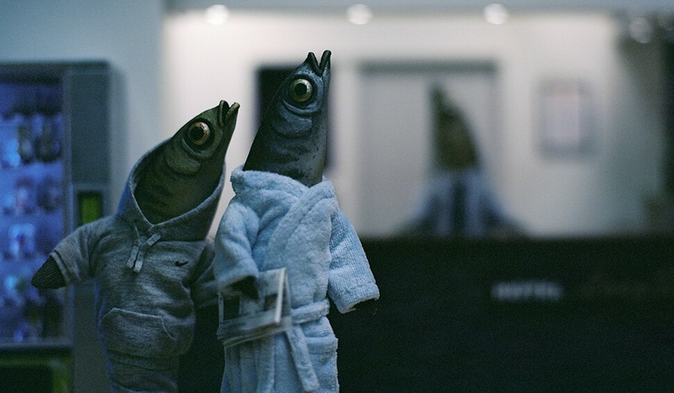 (Jorun Jonasson   courtesy Sundance Institute) An image from Niki Lindroth von Bahr's