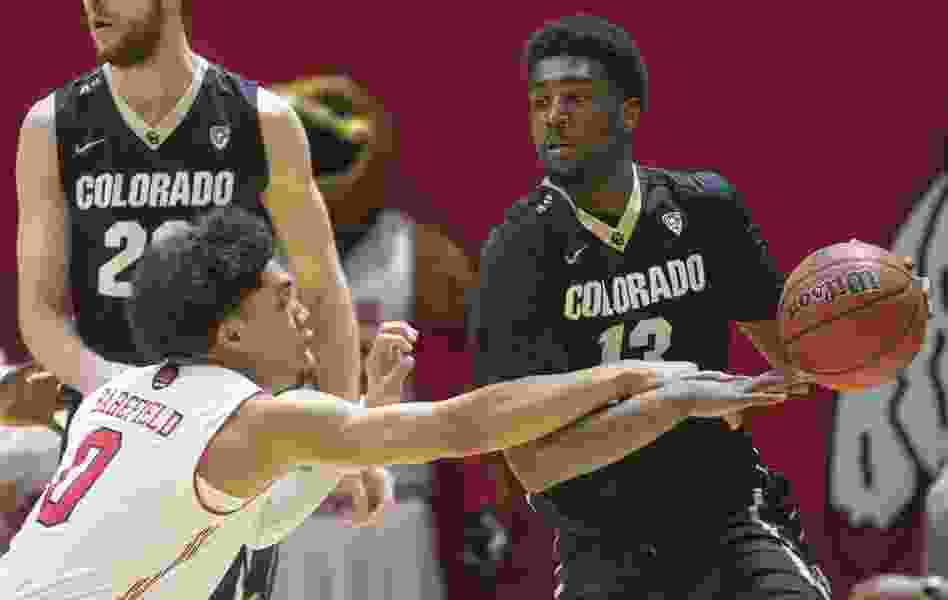 Junior guard Sedrick Barefield's return from injury gives Utah a boost in win over Colorado