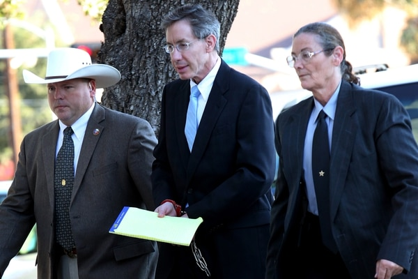 (AP file photo) Warren Jeffs, former leader of the Utah- and Arizona-based Fundamentalist Church of Jesus Christ of Latter-Day Saints, listed as a hate group by the Southern Poverty Law Center. A new study from University of Utah geographers has found unique regional differences in what drives hate-group activity.