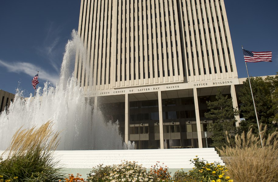 Records reveal how money from Utah and U S  Mormons props up LDS