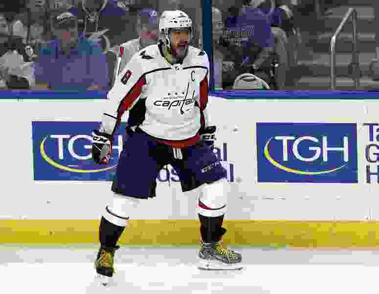 The Capitals' Alex Ovechkin slays demons on first trip to Stanley Cup Final
