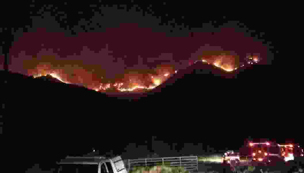 Utah County fire grows to 6,500 acres, but fire lines held strong despite strong winds