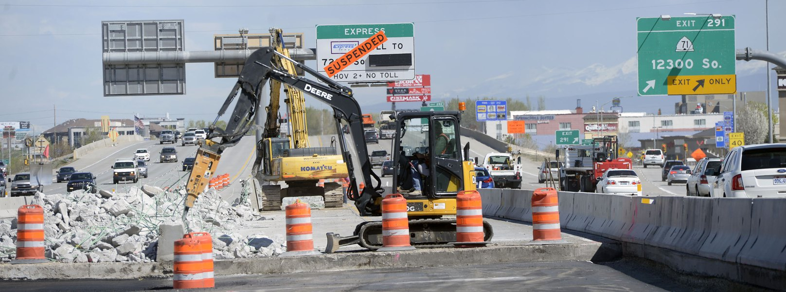 Cost of I-15, Bangerter Highway projects rises by $38