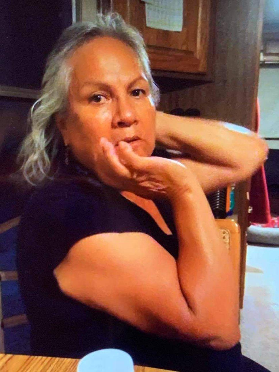 (Photo courtesy of Galicia family) Judith Martinez died of COVID-19 on June 25, 2020, at Jordan Valley Medical Center.