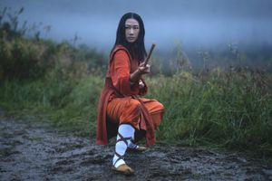 """(Photo courtesy of Kailey Schwerman/The CW) Olivia Liang appears as Nicky Shen in """"Kung Fu."""""""