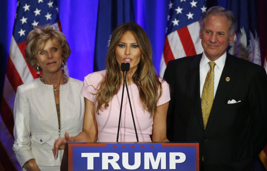 Melania Trump fires back at Ivana Trump calling herself