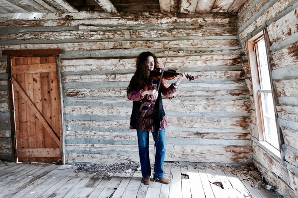 (Courtesy photo) Kate MacLeod, a folk singer and violinist who has lived in Salt Lake City since 1979, will be performing on Friday, Aug. 11 at the 2017 Women's Redrock Music Festival in Torrey.