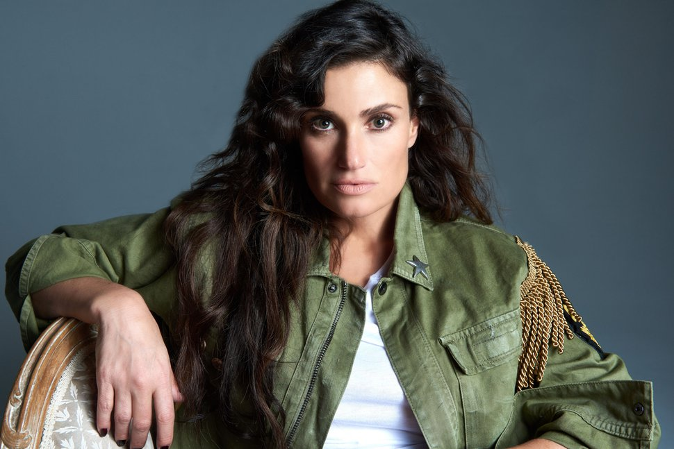 Idina Menzel, the Tony-Award winning actress and star of