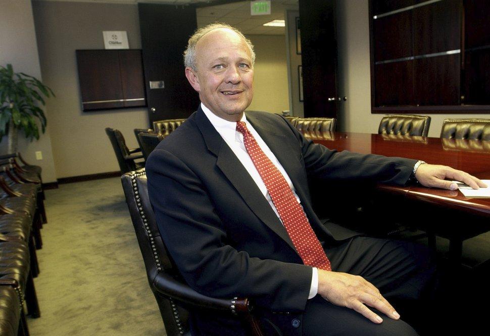 | Tribune file photo Lane Beattie, president of the Salt Lake Chamber of Commerce.