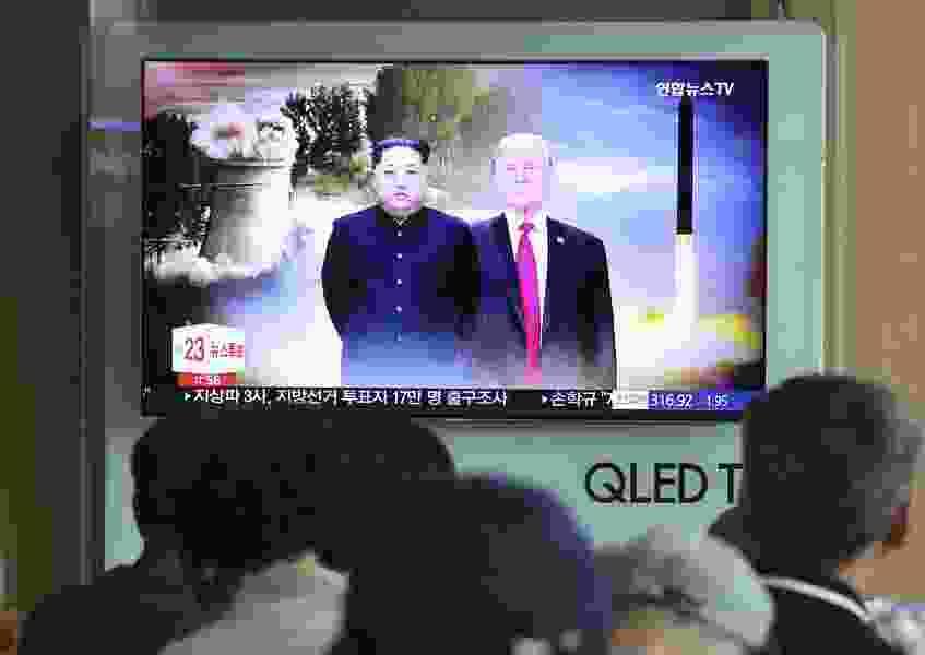 Jennifer Rubin: The 'war or peace' binary on North Korea is dangerously wrong