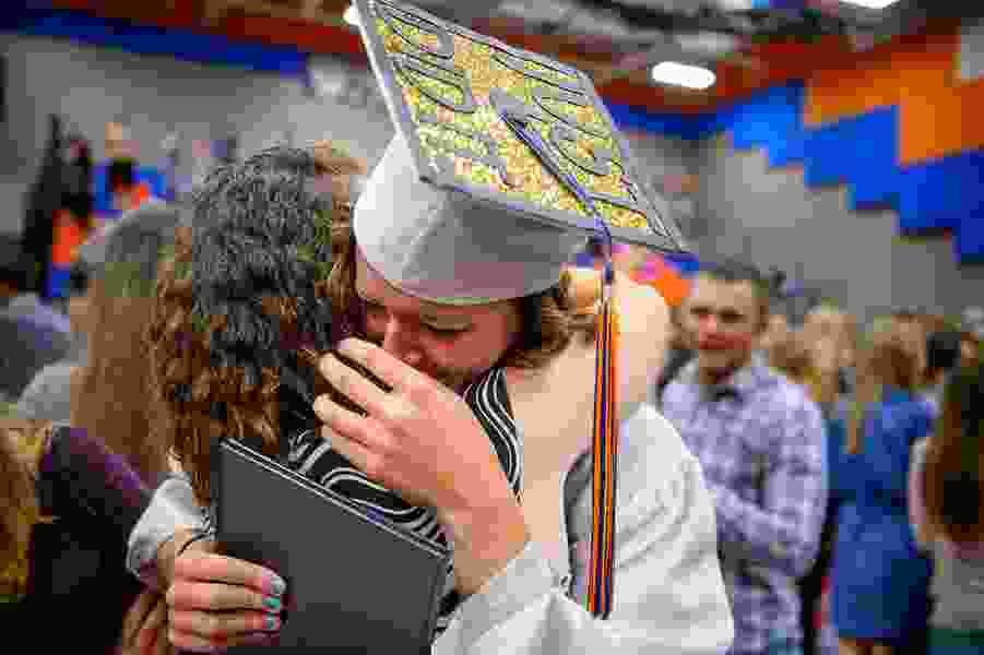 Minority students drive improvement in Utah's high school graduation rate