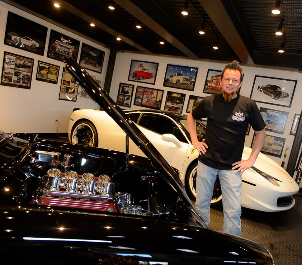 Dave Kindig Builds Amazing Cars In Utah And His TV Show Bitchin - Car tv shows