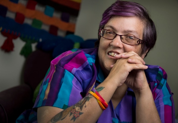 (Leah Hogsten   The Salt Lake Tribune) Jean Esplin didn't want to take her husband's last name when she married, but did so as a result from social pressure.