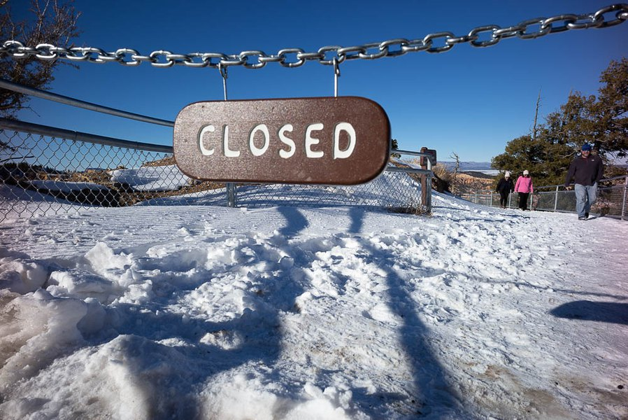 Commentary: The government shutdown let down the rural West