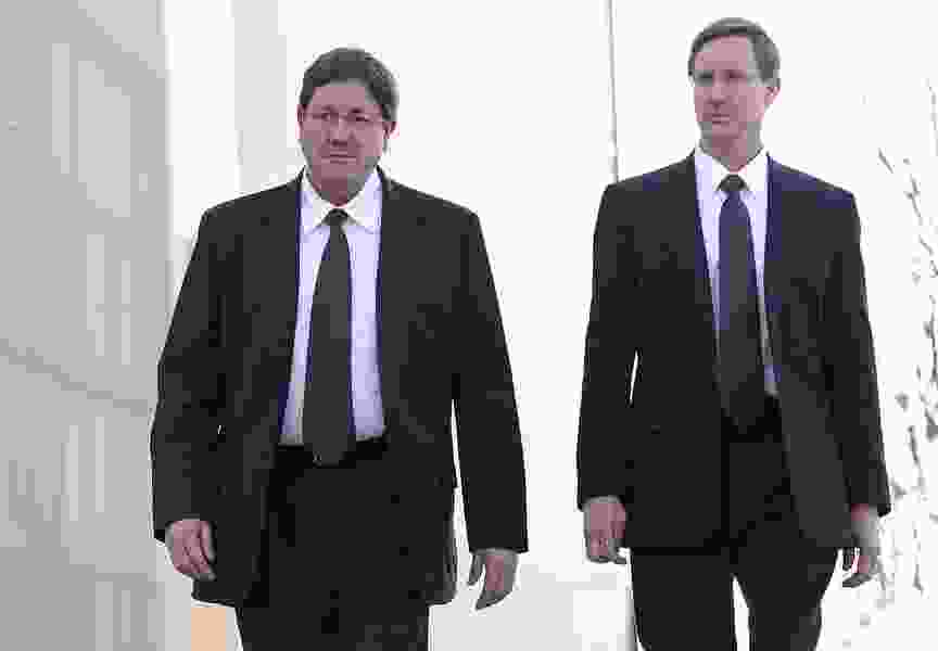 Lyle Jeffs, who lawyers say may have a brain injury, appears in a Utah courtroom