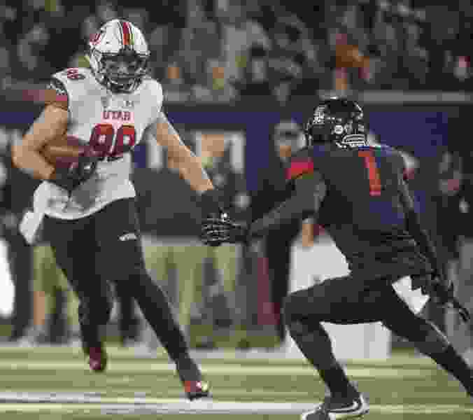 Utah football has two healthy tight ends; will it use them?