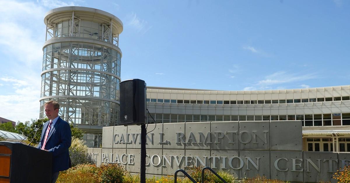 Salt Lake City Convention Center Outdoor Retailer