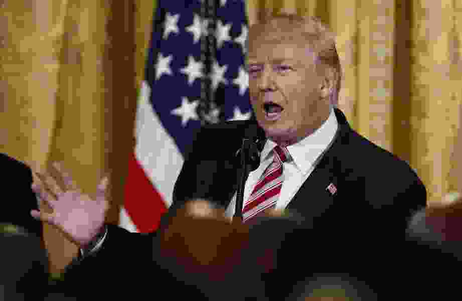 Political Cornflakes: President Donald Trump has gone 362 days without holding a news conference
