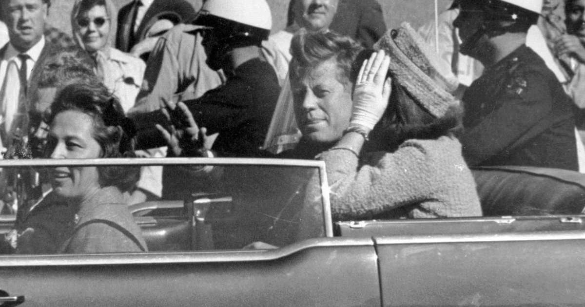 Trump holding back some JFK files for review, releasing 2,800 others