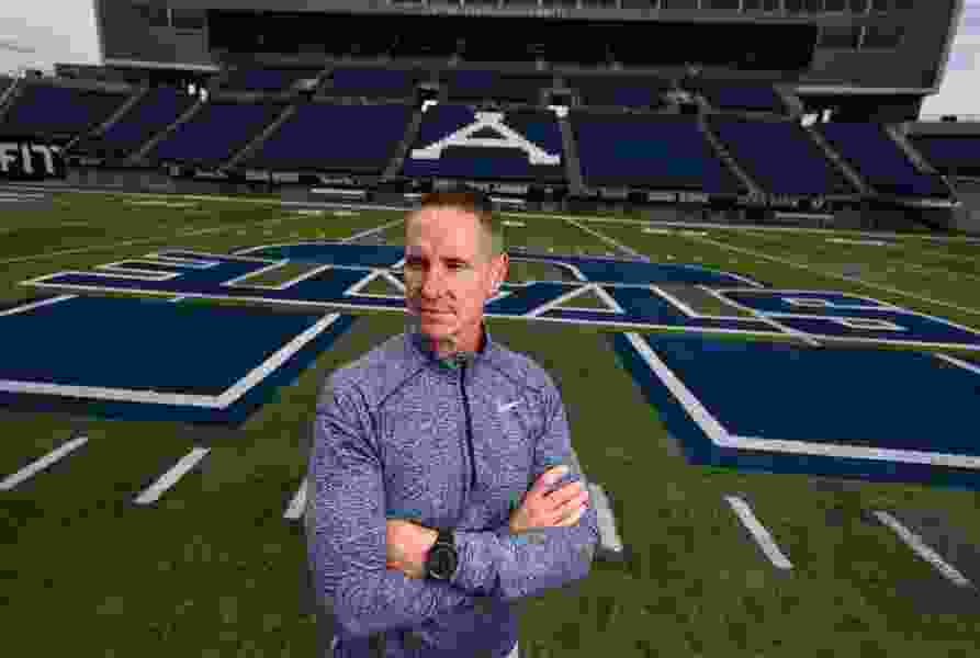 Aggies have high hopes as they open preseason camp under Gary Andersen