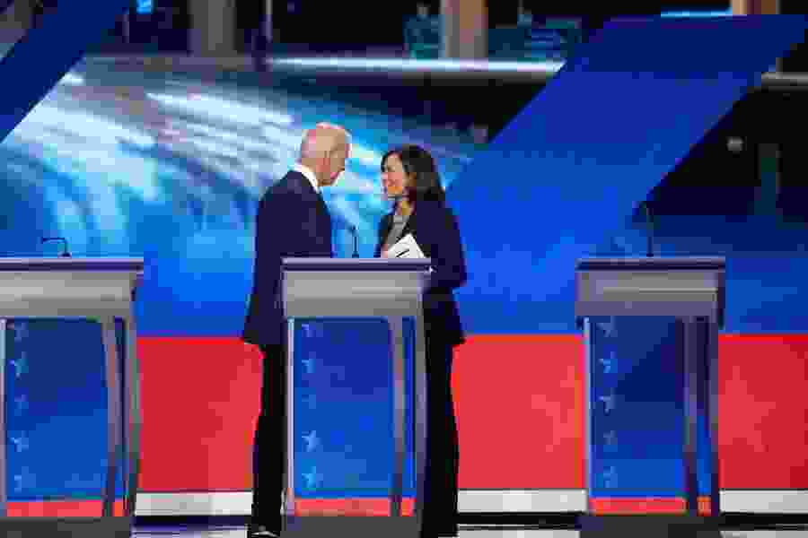 Joe Biden selects California Senator Kamala Harris as running mate