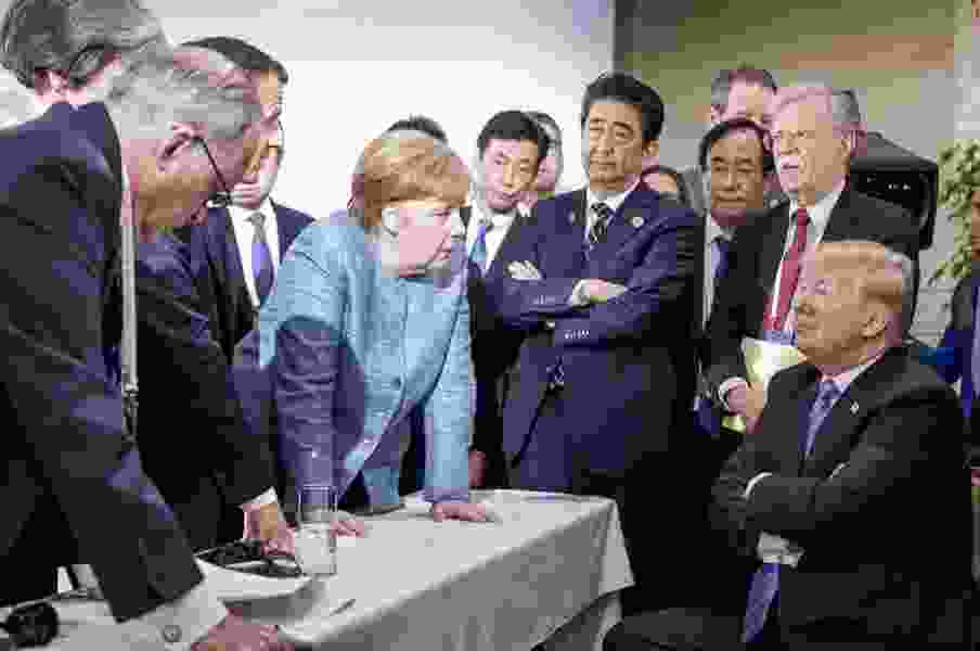 Anne Applebaum: Trump hates international organizations that are basis of US wealth, prosperity, military power
