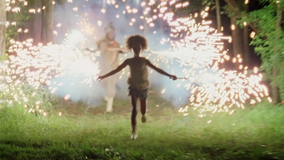 (Image courtesy of Fox Searchlight Pictures) Newcomer Quvenzhané Wallis plays Hushpuppy, in director Benh Zeitlin's drama Beasts of the Southern Wild.