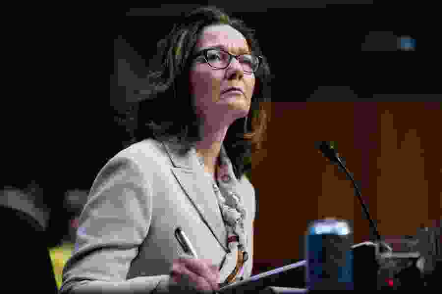Letter: Haspel's complicity in torture should disqualify her from CIA post