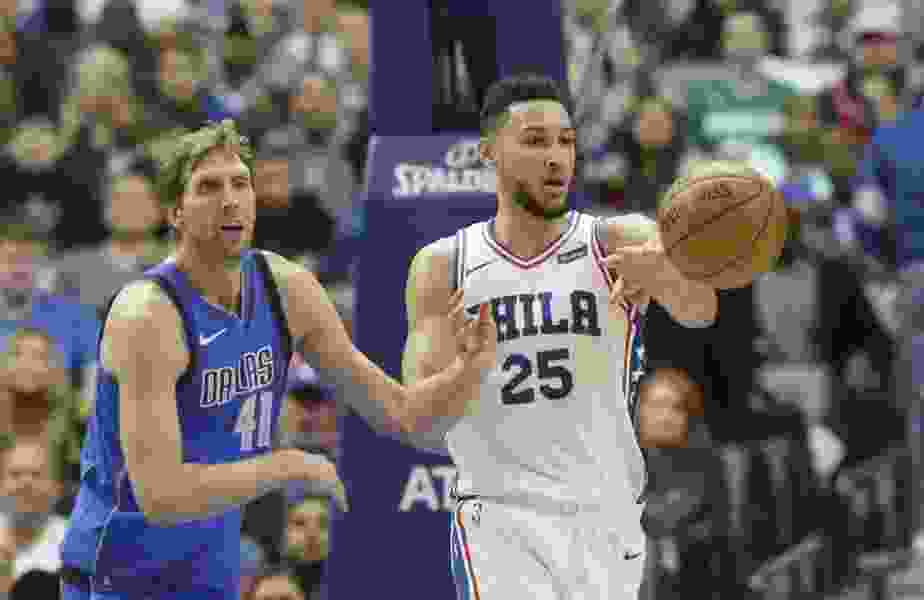Sixers' Ben Simmons, who debuts against Jazz on Tuesday, is already drawing comparisons to LeBron