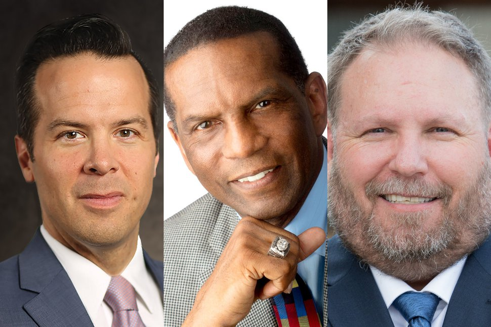 Trent Christensen, Burgess Owens and Jay McFarland are running for Congress in Utah's 4th District and all are assured a spot on the June 30 primary since they have gathered enough signatures.