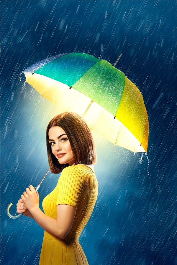 """(Photo courtesy of Nino Munoz/The CW) Lucy Hale stars as Stella in """"Life Sentence."""""""