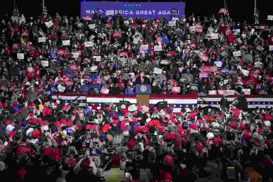 Felicia Kreitl: Trump is the president we deserve
