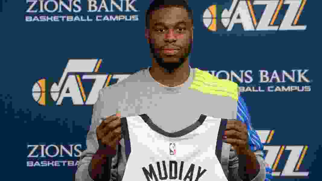 Emmanuel Mudiay comes to the Utah Jazz with room to grow
