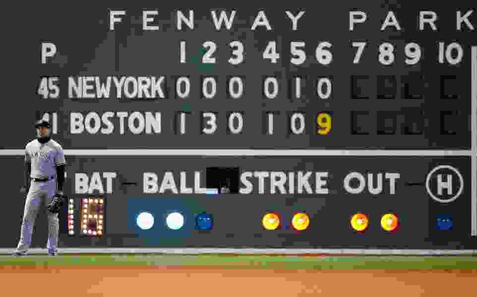 Letter: Bring back the MLB box scores