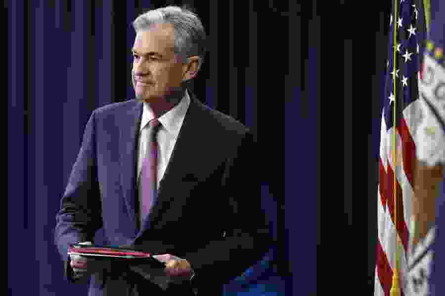 Utah Sen. Orrin Hatch backs Federal Reserve Chairman Jerome Powell after Trump faults him