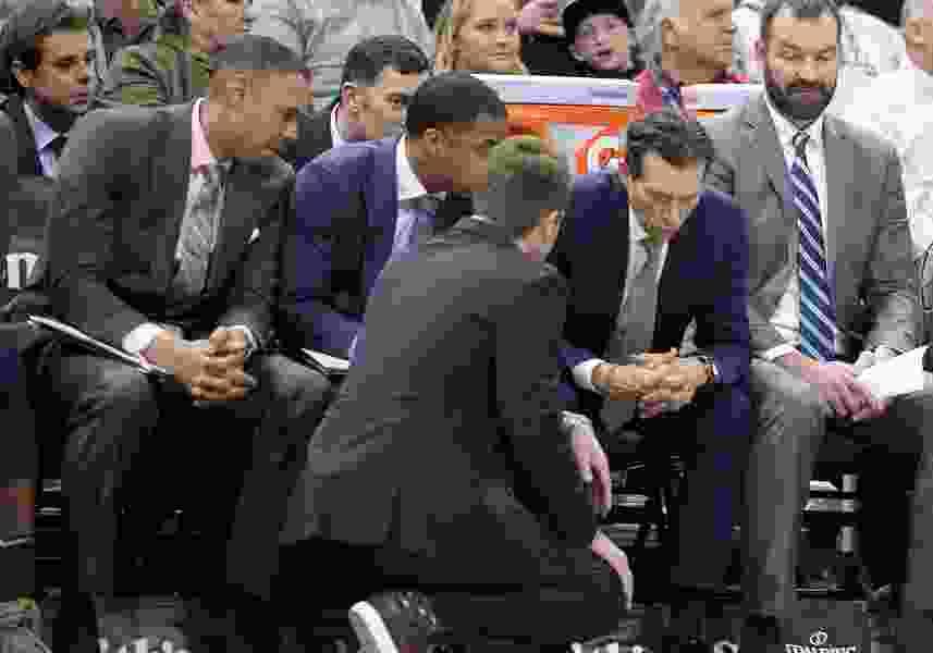 Utah Jazz assistant Antonio Lang joins Cavaliers' staff