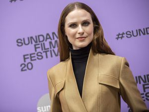 "(Photo by Arthur Mola/Invision/AP, File) Actress Evan Rachel Wood attends the premiere of ""Kajillionaire"" during the Sundance Film Festival on Jan. 25, 2020, in Park City, Utah. Marilyn Manson was dropped by his record label Monday after Wood, his ex-fiancé, accused him of sexual and other physical abuse. Wood, a star of HBO's ""Westworld,"" wrote on Instagram Monday, Feb. 1, 2021, that Manson ""horrifically abused me for years"" and ""left me brainwashed into submission."""