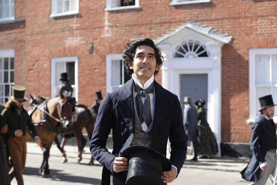 (Dean Rogers | courtesy of Searchlight Pictures) Dev Patel plays the title hero of