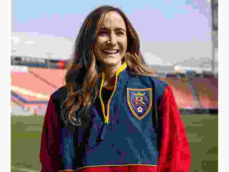 How Chicago and motherhood prepped Sandy native Michele Vasconcelos for next step with Utah Royals