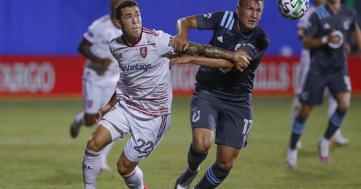 Mls Lays Out Tentative Return To Regular Season Play Following Tournament The Salt Lake Tribune