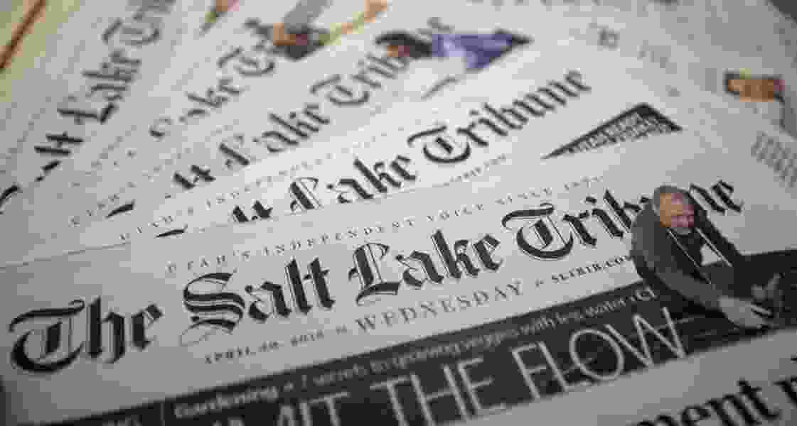 Commentary: The Salt Lake Tribune through the looking-glass