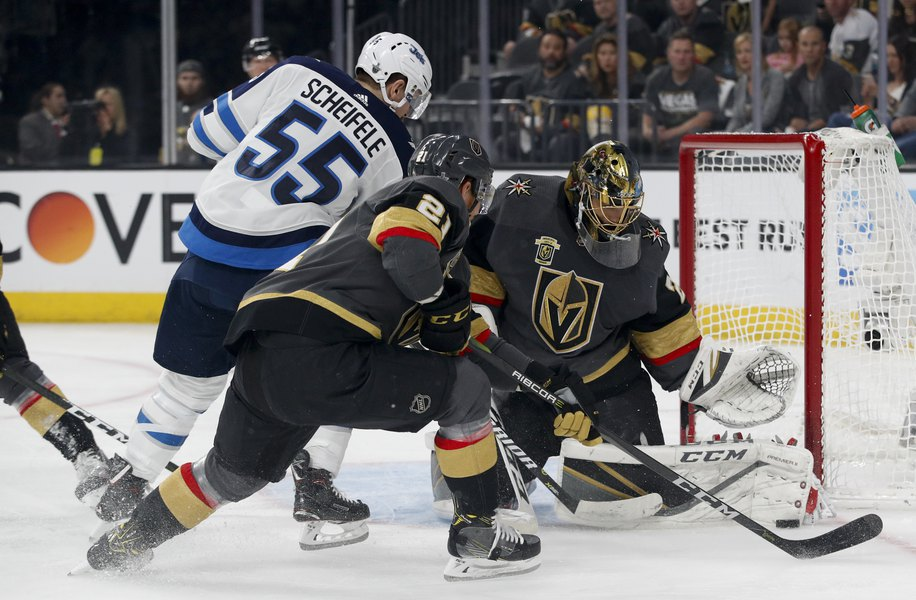 Viva Las Vegas Knights A Win From Stanley Cup Final The Salt Lake