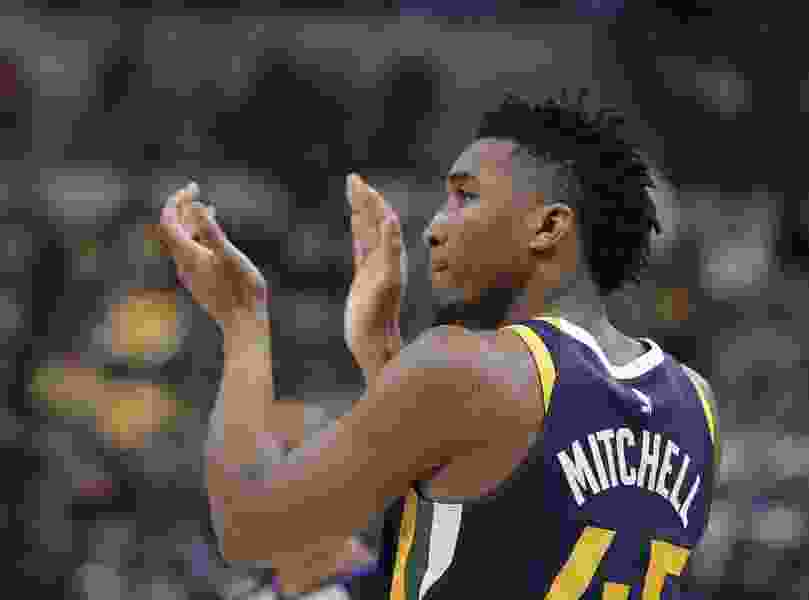 Road winning streak at nine as Jazz rout Pacers 104-84