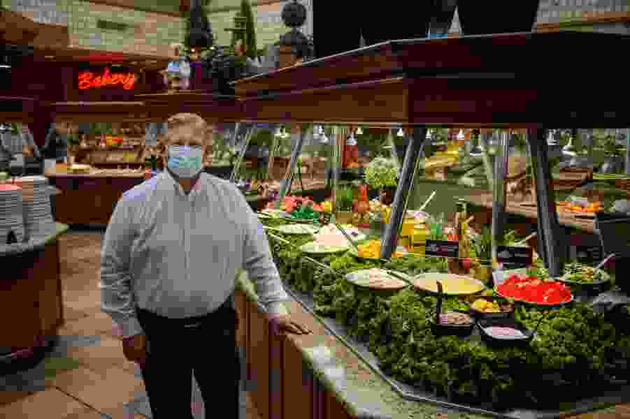 Chuck-A-Rama — fueled by faithful customers — reopens its Utah buffets