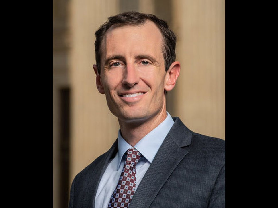 (Photo courtesy of Luke Goodrich) Luke Goodrich, a lawyer with Becket Fund for Religious Liberty.
