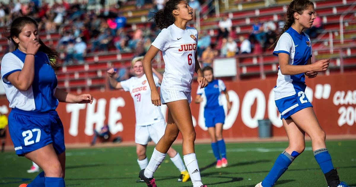 Judge Memorial routs Richfield in Class 3A girls' soccer tournament opener